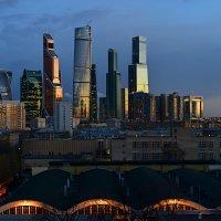 Вечерняя Москва :: Юрий Бичеров