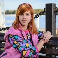 Солнышко в волосах :: Mariya Zazerkalnaya