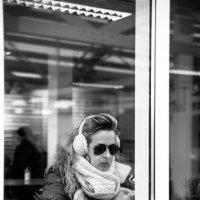 За стеклом :: Светлана Шмелева