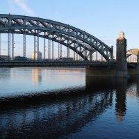 Большеохтинский мост :: Aнна Зарубина