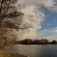 Ранней весной на деревенском пруду :: Nikita Volkov