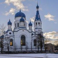 Покровский собор в Гатчине :: Владимир Демчишин