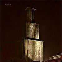 Спасская башня. Реставрация... :: Кай-8 (Ярослав) Забелин
