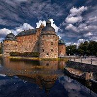Замок Эребру, Швеция :: Игорь Иванов
