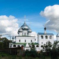 Воскресенский монастырь в Угличе. :: Владимир Безбородов