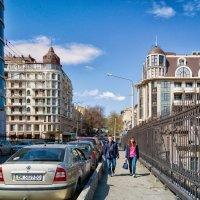 Апрель на Строгановском мосту. :: Вахтанг Хантадзе