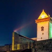 Сторожевая башня :: Михаил Леоненко