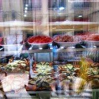 Витрина рыбного магазина :: Татьяна Манн