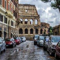 The Roman Colosseum - a New Perspective/Римский Колизей - новый ракурс :: Dmitry Ozersky