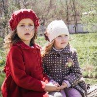 прогулка(первое практическое занятие) :: Lilita Podgornova