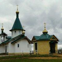 Приход храма в честь Серафима Вырицкого :: Милешкин Владимир Алексеевич