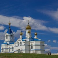 церковь Петра и Павла :: Дина Горбачева