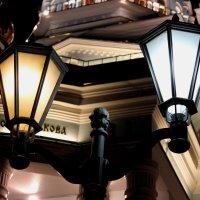 огни большого города :: Александр Солуянов