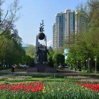 Апрель в Алматы. :: Anna Gornostayeva