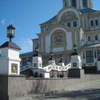 """У Благовещенского собора (из серии """"Фонари"""") :: марина ковшова"""
