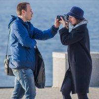 Ну, хватит меня фотографировать! :: Сергей Исаенко