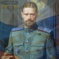 Портрет русского патриота :: Кай-8 (Ярослав) Забелин
