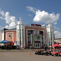 В центре Мичуринска. Тамбовская область :: MILAV V