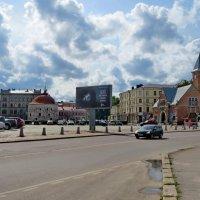 Вид на Рыночную площадь :: Светлана
