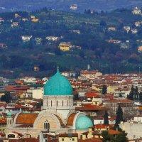 Флорентийские крыши и синагога :: M Marikfoto
