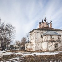 Богоявленская церковь :: олег фотограф-любитель