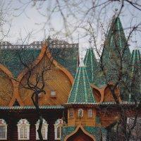Дворец царя Алексея Михайловича :: Karina Sholokhova