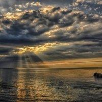 Загадка безымянного острова :: Александр Бойко