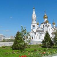 Церковь Троицы Живоначальной В Свято-Иверском женском монастыре... :: Тамара (st.tamara)