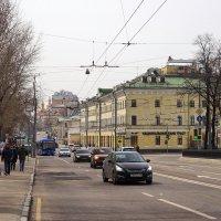 Прогулки по Москве. :: Юрий Шувалов