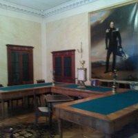 Интерьер зала, где выносили приговор Декабристам. (музей Петропавловская крепость). :: Светлана Калмыкова