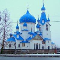 голубые купола :: Miko Baltiyskiy
