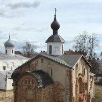 Церковь Параскевы Пятницы :: Михаил Юрьевич