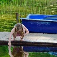 Царевна – лягушка. :: kolin marsh