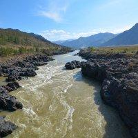 Энергия реки. :: Валерий Медведев