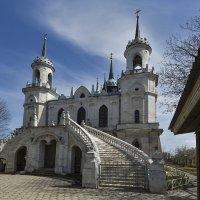 церковь в честь иконы Владимирской Божьей Матери :: Владимир Иванов