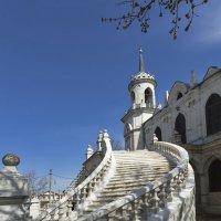 лестница церкви :: Владимир