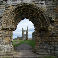 St Andrews Cathedral :: SvetlanaLan .