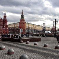 Весна в Москве. :: Лара ***
