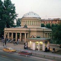 """Станция метро """"Автово"""" :: Валерий Подорожный"""