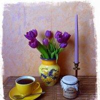 Чай с вареньем :: Nina Yudicheva