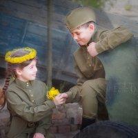 Цветущий май!_2 :: Ольга Егорова