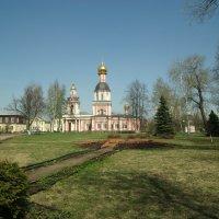 Храм Троицы в Свиблово :: елена