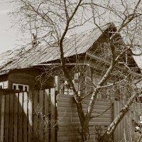 Дом в котором  я росла. :: Eva Tisse