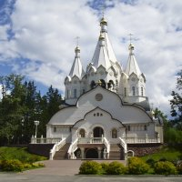 Храм в Бутово :: Наталия П