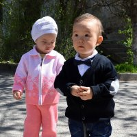 Двойняшки :: Алтай Сейтмагзимов
