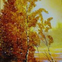 Картина из янтаря.. :: Антонина Гугаева