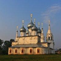 Крестовоздвиженский собор в Тутаеве :: MILAV V