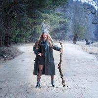 Лесная ведьма :: Анастасия Заплатина