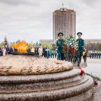 Вечный огонь... :: Солтан Жексенбеков
