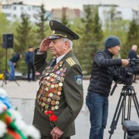 ...горящее сердце солдата :: Солтан Жексенбеков